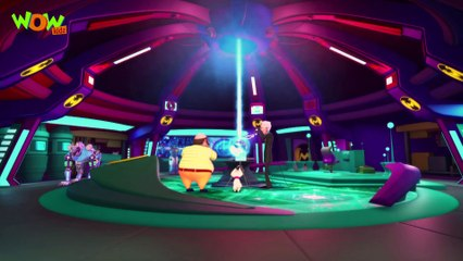 Vir The Robot Boy | Vir vs Cosmic Wolf Power| Action Cartoon for Kids | Wow Kidz