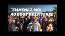 Pendant l'hommage national à Aznavour, la foule a chanté ses plus grands succès