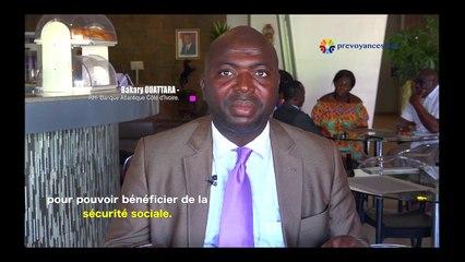 Caisse Nationale de Prévoyance Sociale: Déclaration du salarié