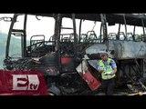 Incendio en autobús deja 35 muertos en China / Ricardo Salas