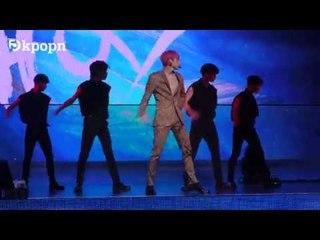2018-07-31 VIXX LEO solo Showcase《Touch & Sketch》Live