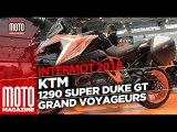 KTM 1290 SUPER DUKE GT 2019  - INTERMOT 2018