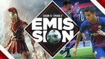 Gamekult l'émission #382 : Assassin's Creed Odyssey / FIFA vs PES 2019