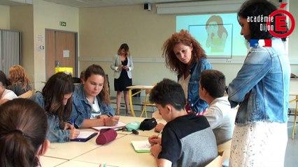 L'académie de Dijon met en place un conseil académique de la vie collégienne CAVC