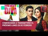 Mónica Noguera presenta las series de estreno de Imagen Televisión