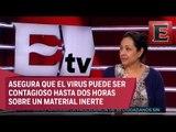 Guadalupe Soto habla sobre la alerta por brotes de sarampión