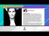 ¡Violan la privacidad de Montserrat Oliver y publican fotos privadas!   De Primera Mano