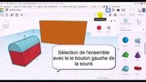 "Défi ""Les petits architectes"" - Tutoriel TinkerCAD"