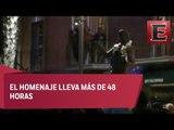 Club de fans rinde homenaje a Juan Gabriel en Plaza Garibaldi
