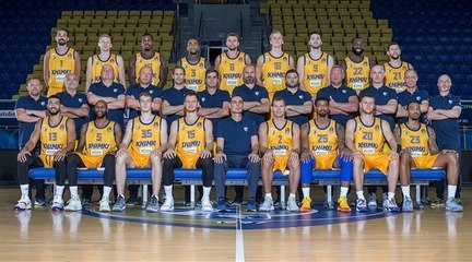 Team Profile: Khimki Moscow Region