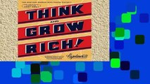 Popular Think and Grow Rich (Official Publication of the Napoleon Hill Foundation)