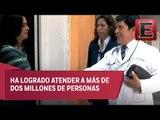 """""""Médico en tu casa"""", a dos años de brindar servicios médicos a capitalinos"""
