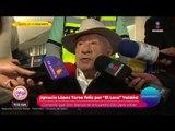 Ignacio López Tarso habla de la salud del 'Loco' Valdés | Sale el Sol