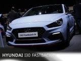Hyundai i30 Fastback N en direct du Mondial de Paris 2018