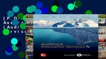 [P.D.F] Auditing   Assurance Services (Auditing and Assurance Services) [P.D.F]