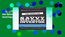 [P.D.F] The Book on Tax Strategies for the Savvy Real Estate Investor: Powerful techniques anyone