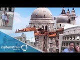Exponen en redes sociales los lujosos viajes de los hijos de Gustavo Madero