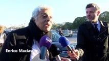Hommage national à Charles Aznavour : Enrico Macias, Michel Leeb,… réagissent (exclu vidéo)