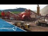 Investigan en Sinaloa el robo de onzas de oro en mina