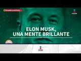Mentes brillantes, Elon Musk y Winston Churchill | Sale el Sol