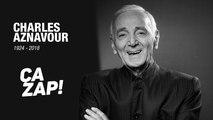L'hommage national à Charles Aznavour aux Invalides - ZAPPING HOMMAGE DU 05/10/2018