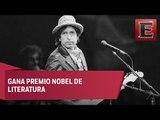 Otorgan a Bob Dylan el Premio Nobel de Literatura