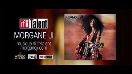 Morgane Ji sur France 24