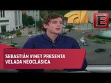Velada Neoclásica de Ballet en Bellas Artes / Entrevista Sebastián Vinet