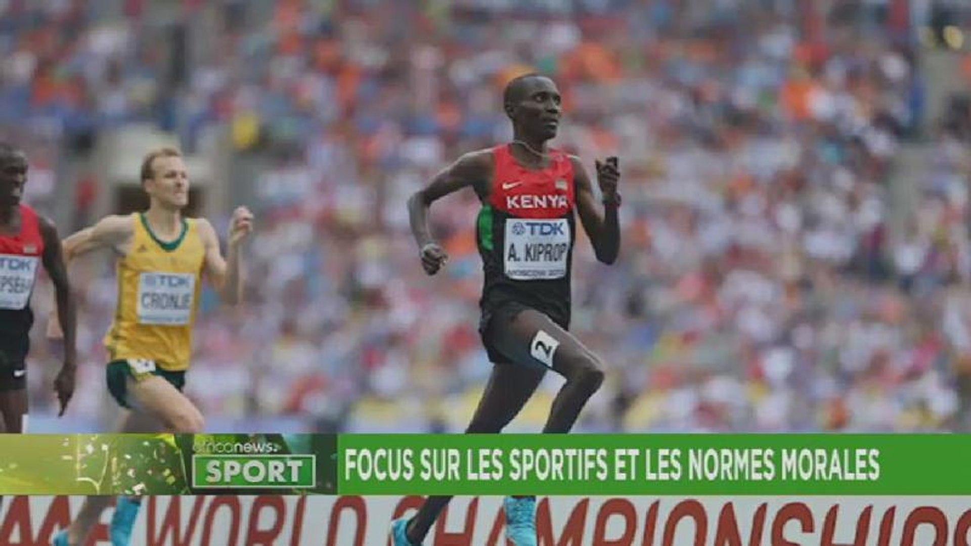 Spotlight on moral standards in sport [Sport]