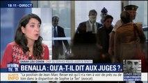 Après le Sénat, Alexandre Benalla auditionné par les juges pour les violences du 1er mai