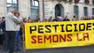 Manifestation contre les pesticides