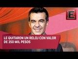 Detienen a uno de los asaltantes de Arián Uribe