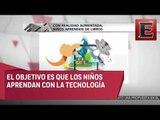 Ecuatoriano diseña realidad aumentada para niños
