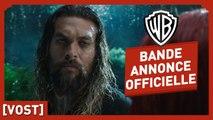 Aquaman - Trailer officiel (VOSTFR)