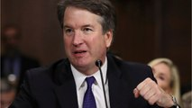 Nominee Kavanaugh Inches Closer After Being Approved By Senate In Preliminary Vote