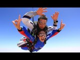 Salto en paracaídas, una experiencia que reta las alturas