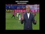 'Los futbolistas mexicanos escasean en las canchas', en opinión de Pablo Carrillo
