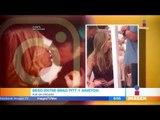 ¡Foto de Brad Pitt y Jennifer Aniston besándose fue montaje! | Noticias con Paco Zea
