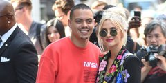 Watch: Evan Ross Is On Daddy Duty As Ashlee Simpson Rocks Out In The Studio