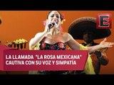 Rosy Arango, la voz de la música regional mexicana