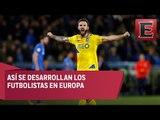 Análisis del desempeño de los futbolistas mexicanos en Europa