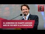 Fernando Landeros, presidente de Teletón, pide investigar quimioterapias falsas en Veracruz