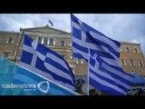 Grecia es declarado en mora / Crisis en Atenas, Grecia