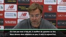 Liverpool - Keita est incertain pour le choc contre City
