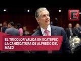 Alfredo del Mazo es candidato del PRI al gobierno del Edomex
