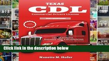 Popular Texas Commercial Drivers License Permit Test: 108 Test questions and Answers for