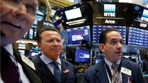 Wall Street Is Trading Down Heading Into Weekend