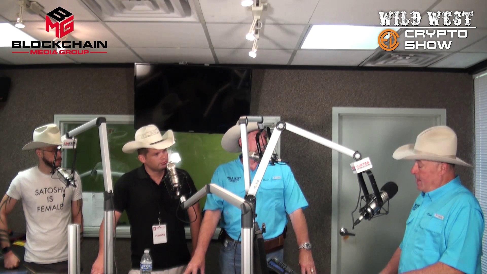 Wild West Crypto Show Episode #25 Crypto Dinosaurs – Hour 1
