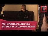 """Detalles sobre la captura de Dámaso López, """"El Licenciado"""""""