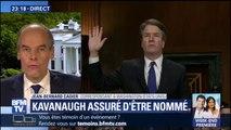 Brett Kavanaugh est assuré d'être nommé à la Cour suprême